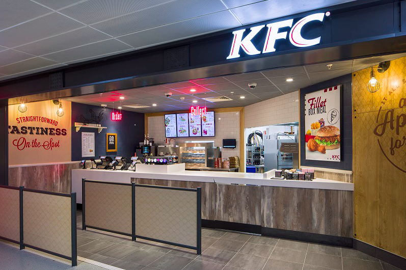 KFC creates 50 finger lickin' jobs at Manchester Airport