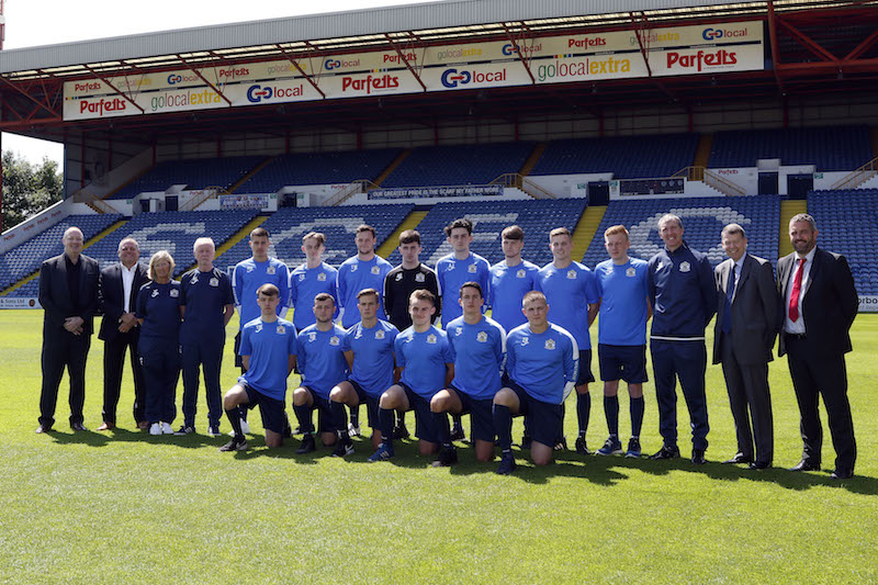Stockport College and County present new HNC programme