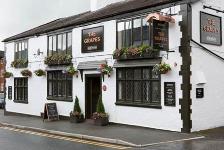 Another refurbished pub for Robinsons Brewery