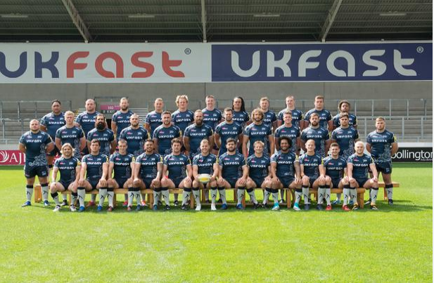Sale Sharks support Seashell Trust