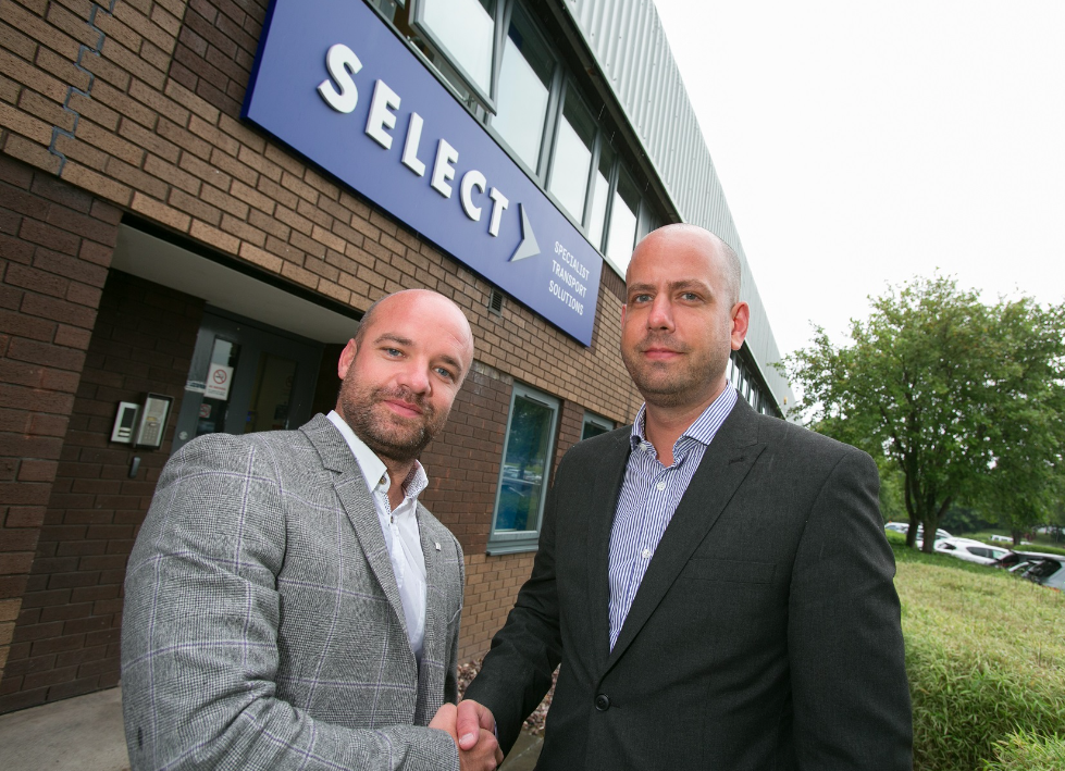 Select Transport expands at Manchester Airport