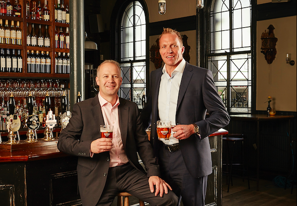 Cheers! Robinsons Brewery celebrate further growth