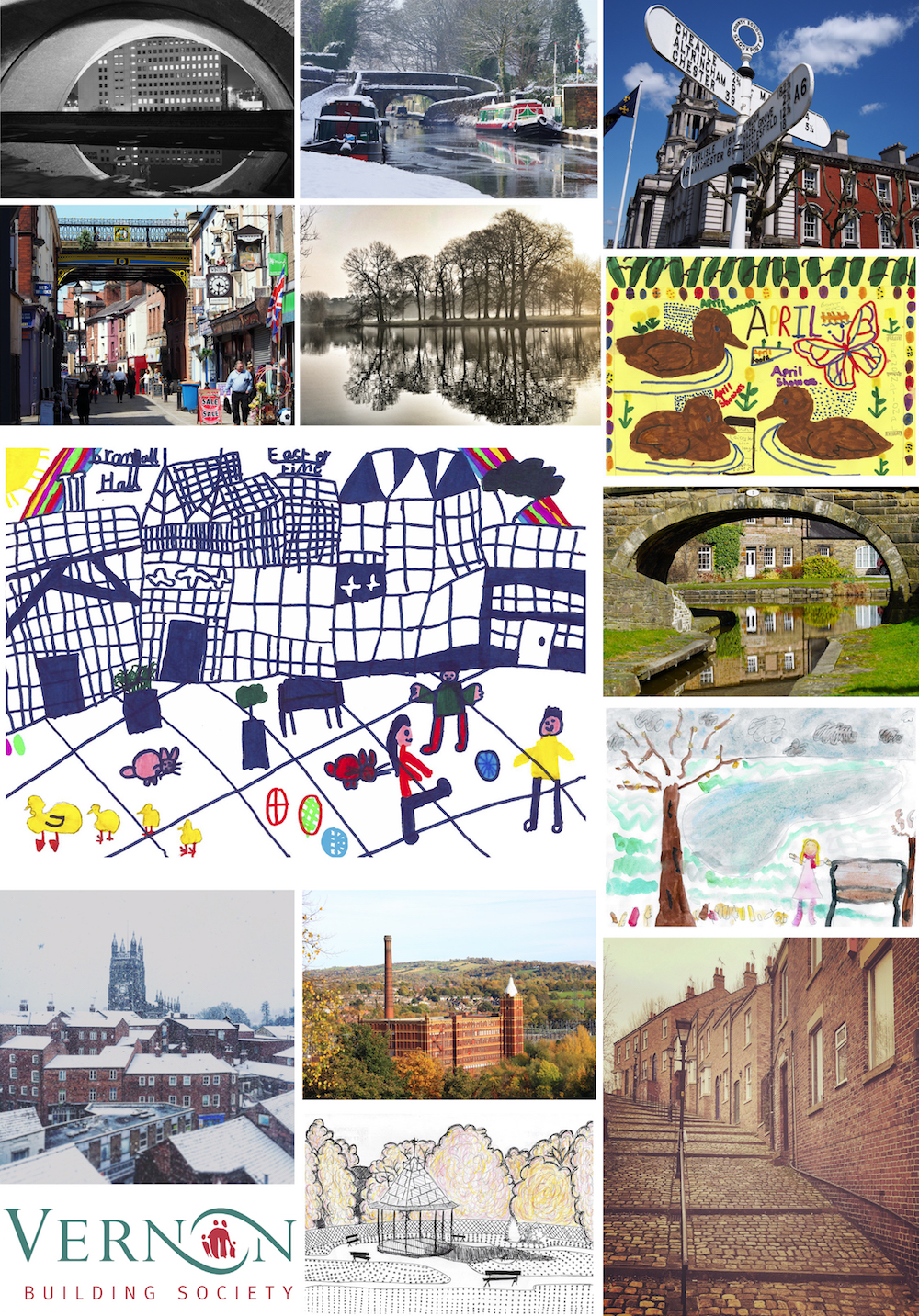 Stockport photographers wanted for Vernon calendar