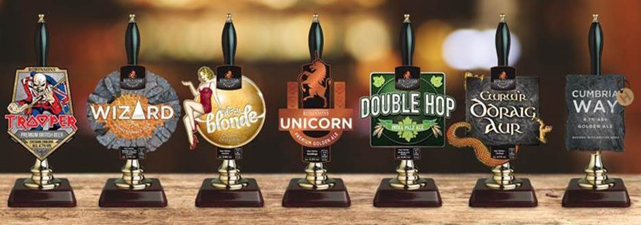 Robinsons brew 20 prestigious awards