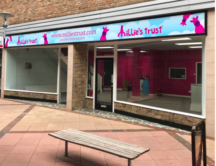 Millie's Trust to open new training venue