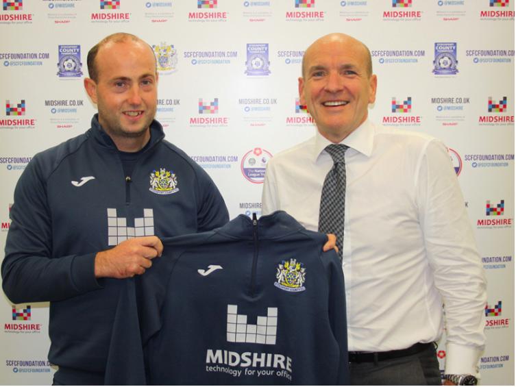 Midshire sponsorship scores a hat trick!
