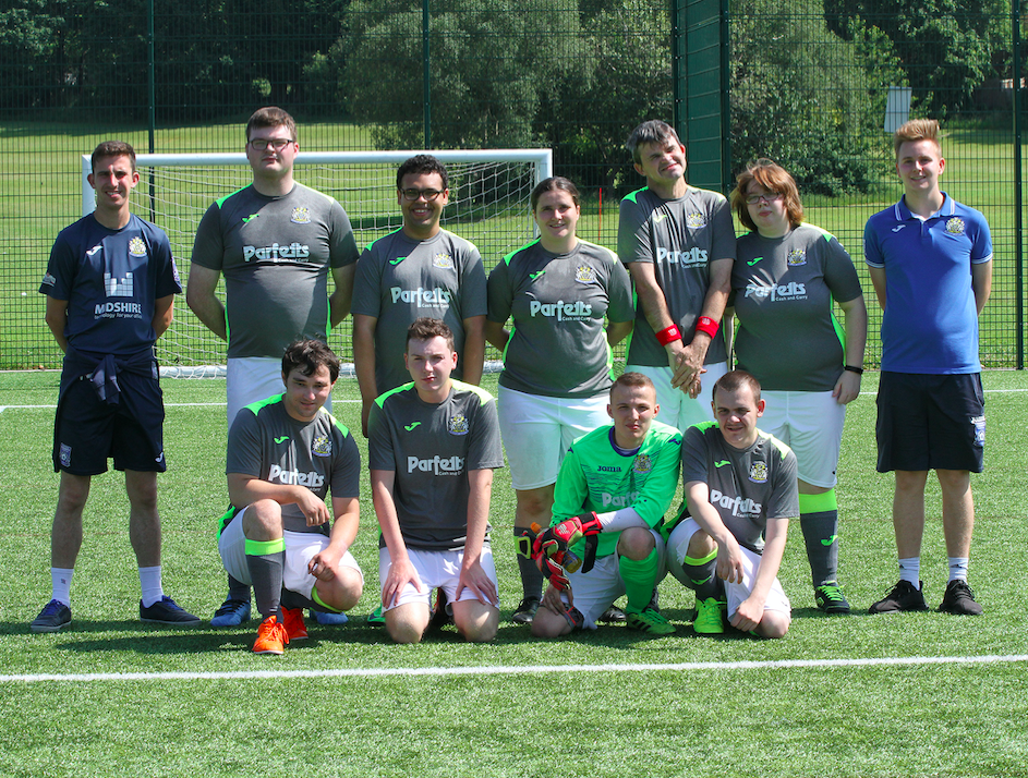Vernon Jubilee Fund awarded funding to Stockport County Community Foundation Disability Adults Team