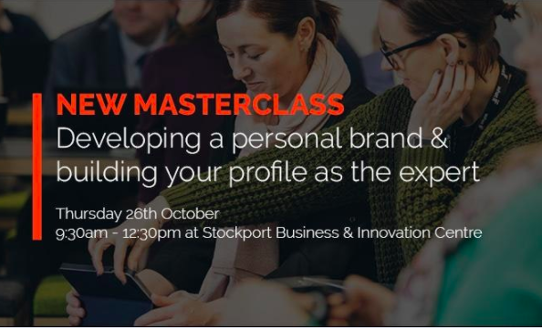Last places at SBIC FREE branding masterclass