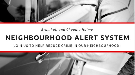 I Love Bramhall Whats App group to tackle local theft