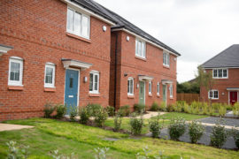 Lapwing Lane development Stockport Homes