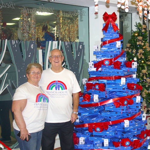 Midshire Shows Tree-mendous Support for Francis House