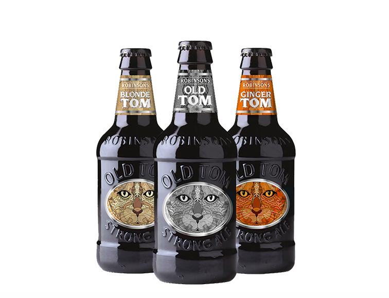 Robinsons Old Tom awarded World's Best Designed Beer