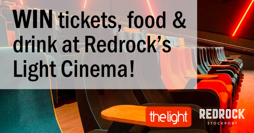 Win free tickets to Stockport's new light cinema