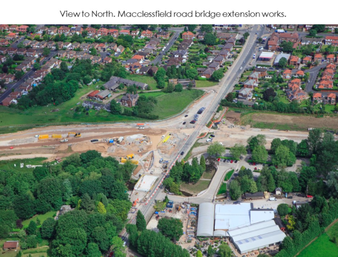 Hazel Grove consultation on A6 Manchester Airport Relief Road