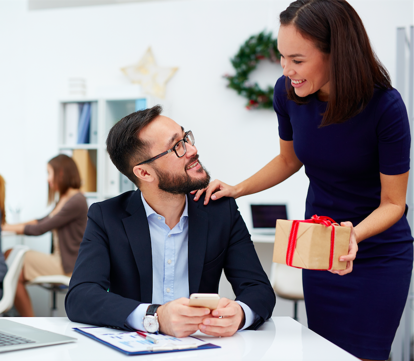 Give tax-free gifts to your team this Christmas