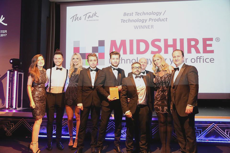 Midshire Technology The Talk of Manchester