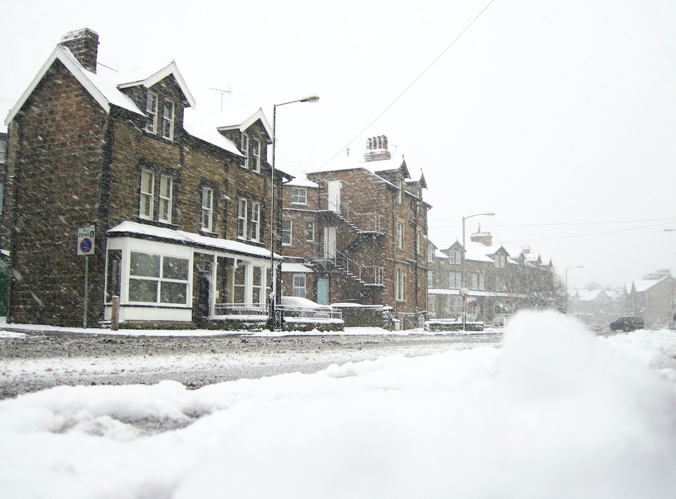 This winter make sure you have sufficient insurance cover