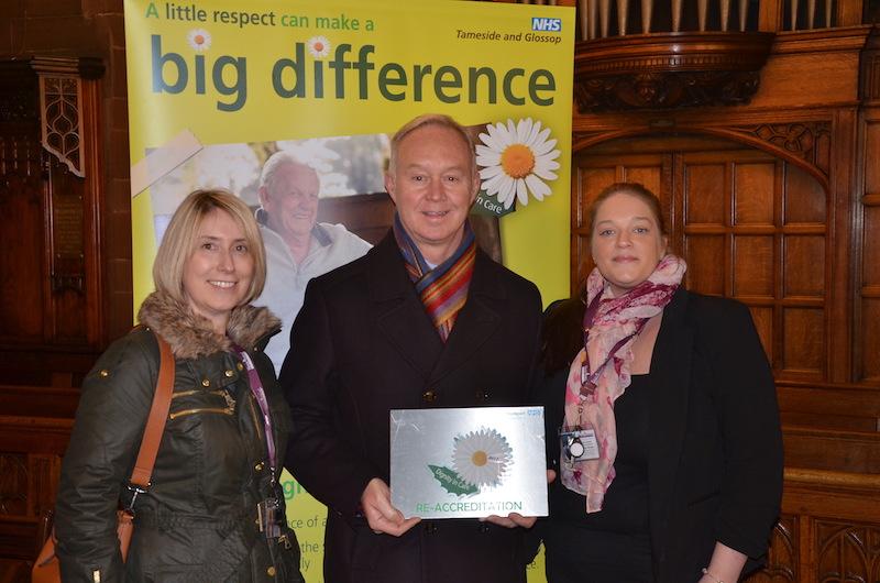 Care business receives Daisy mark accreditation