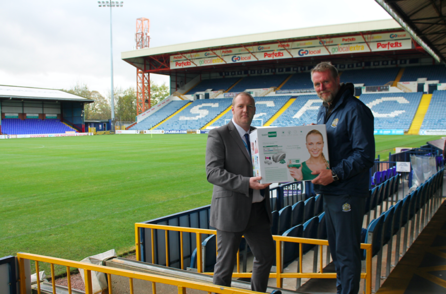 Digital ID and Stockport County working to improve safety and security at the club
