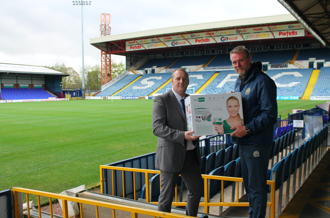 Stockport County adopt new digital ID system