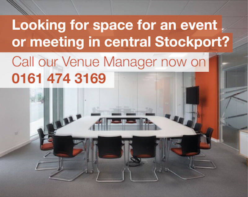 Stockport event space