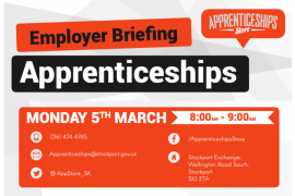 National Apprenticeship Week Employer Briefing