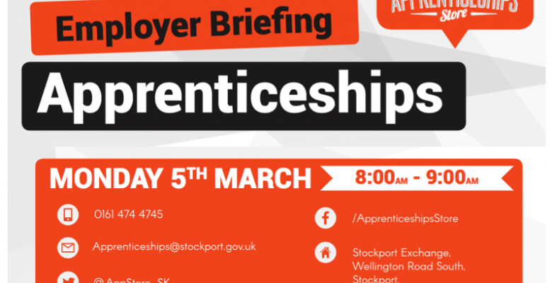 National Apprenticeship week - find out about Apprenticeships for your business