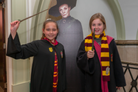 Harry Potter fans flock to Stockport
