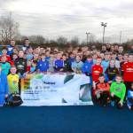 Free football event supported by Stockport County