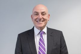 Steve Fletcher new CEO at Vernon Building Society
