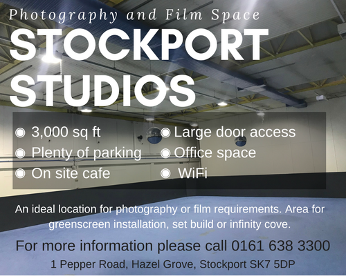 Stockport Film Studios